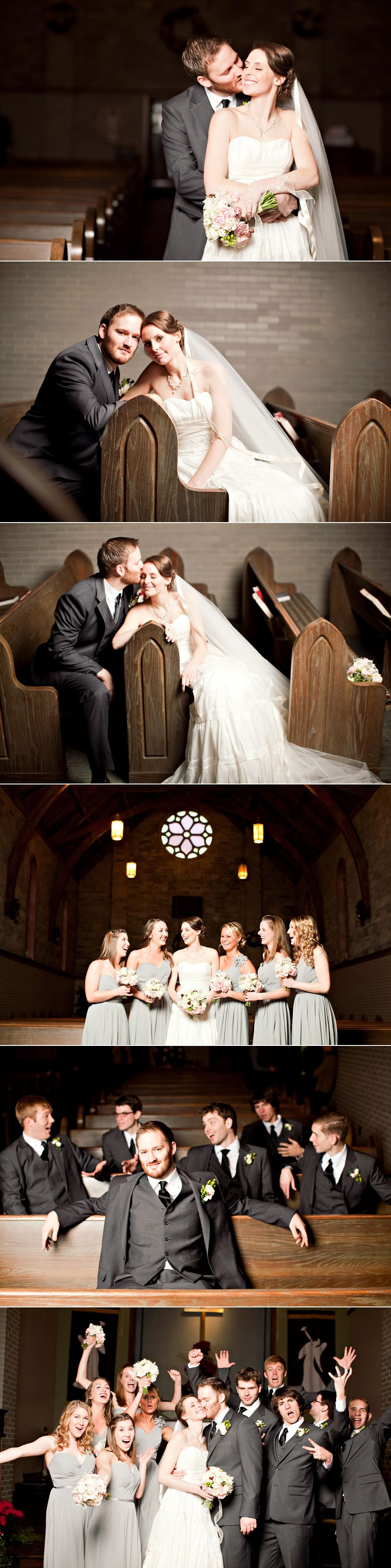 Perfect And Unique Wedding Shots For A Church Love This