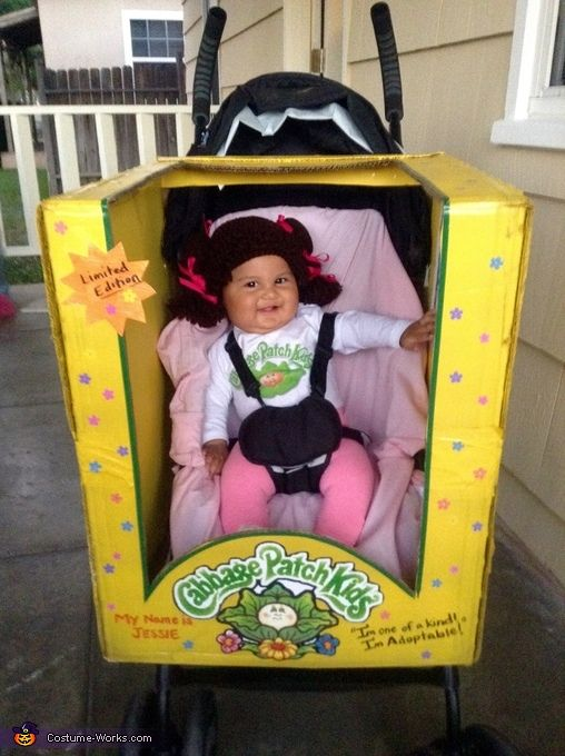 baby cabbage patch costume - Cabbage Patch Halloween Costume For Baby