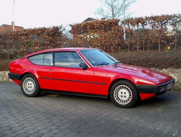 1978 Matra-Simca Bagheera Front