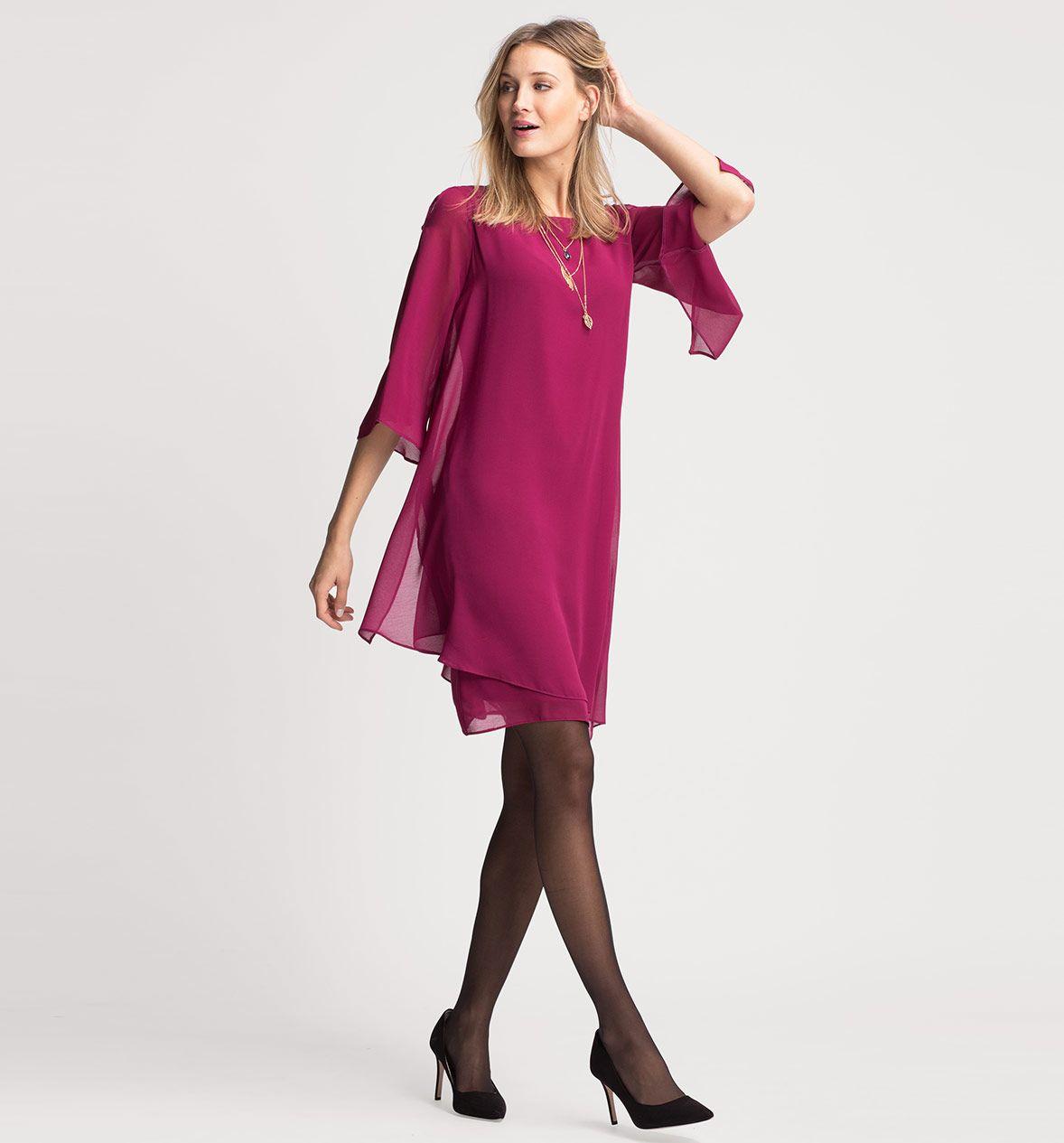 Damen Alle Kleider Amp Jumpsuits Gunstig Kleider Amp Jumpsuits Online Kaufen C Amp A Mode Gunstige Kleider Schulterfreies Kleid Mit Armeln