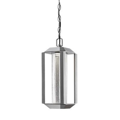 Artcraft Lighting Wexford 1 Light Pendant Finish: Slate