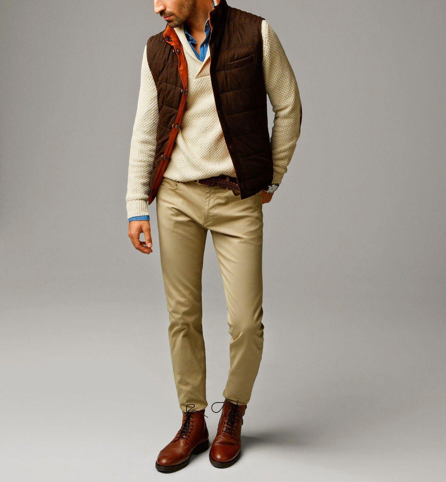 Cultures Hommes  Gilet réversible Massimo Dutti   New men style ... 88837fb527b