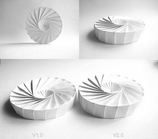 Florentine Biscuit Box V2 0 Origami Box Paper Crafts Origami