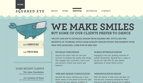 whale-related #webdesign
