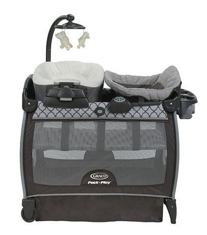 Graco Pack N Play Yard Nearby Napper