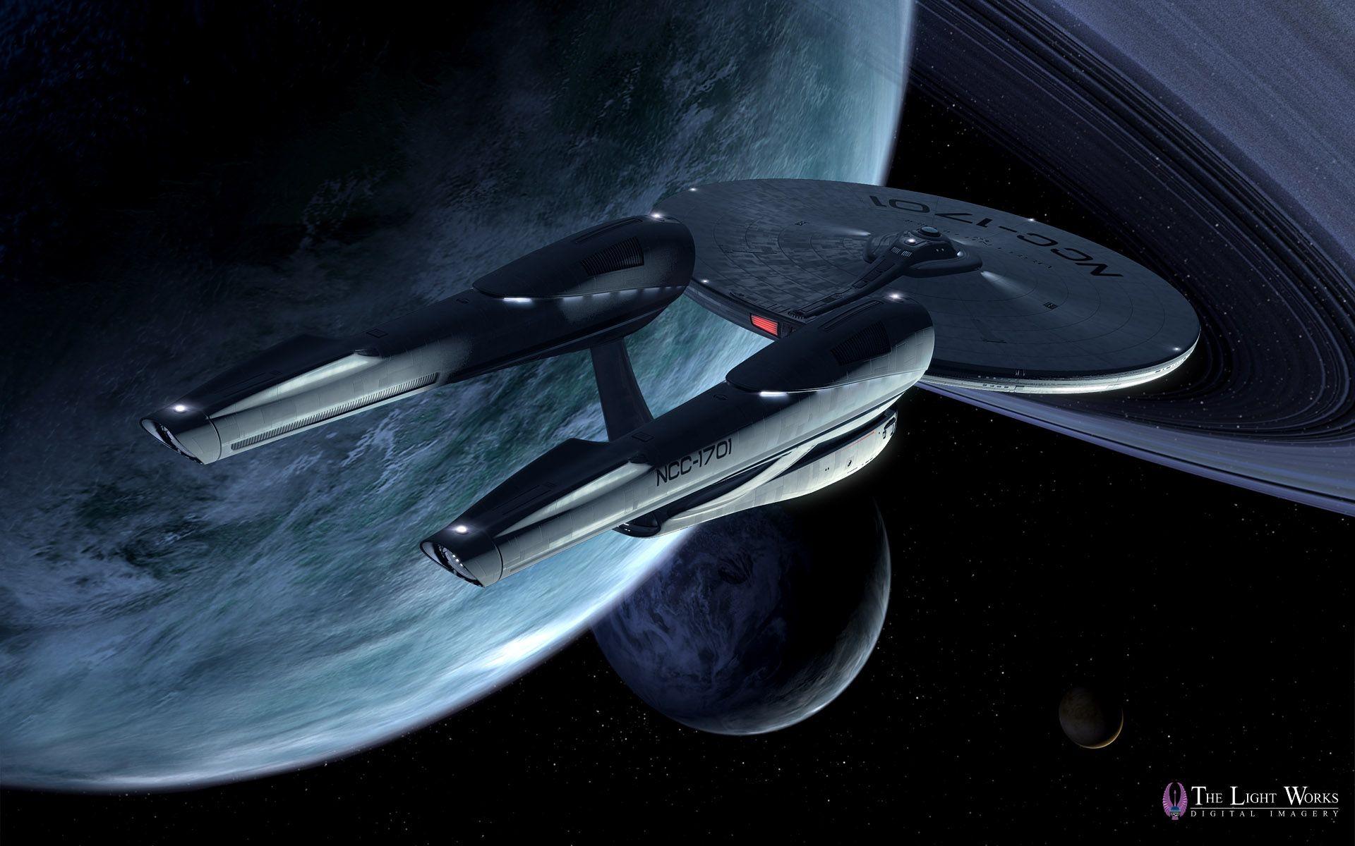 Star Trek 2009 Ships