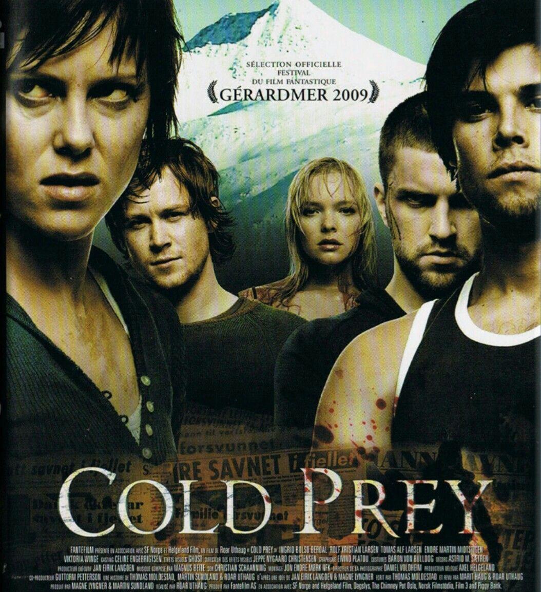 Cold Prey Movie Poster Slasher Horror Movie