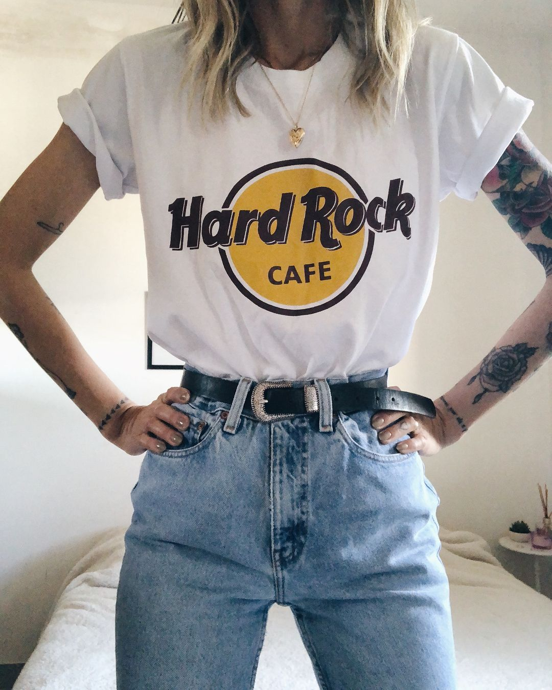 Hard Rock Outfit