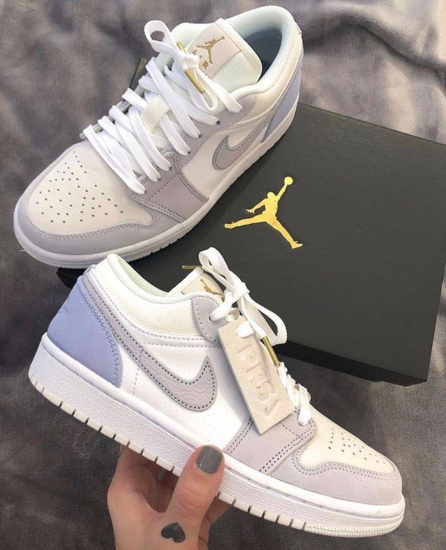 Nike Air Jordan 1 Low Paris | Swag shoes, Girls shoes, Cute sneakers