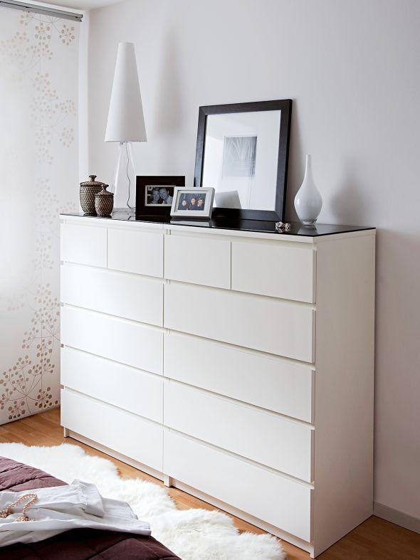 Traum-Schlafzimmer vom Profi Bedrooms, Room and Interiors - sideboard für schlafzimmer
