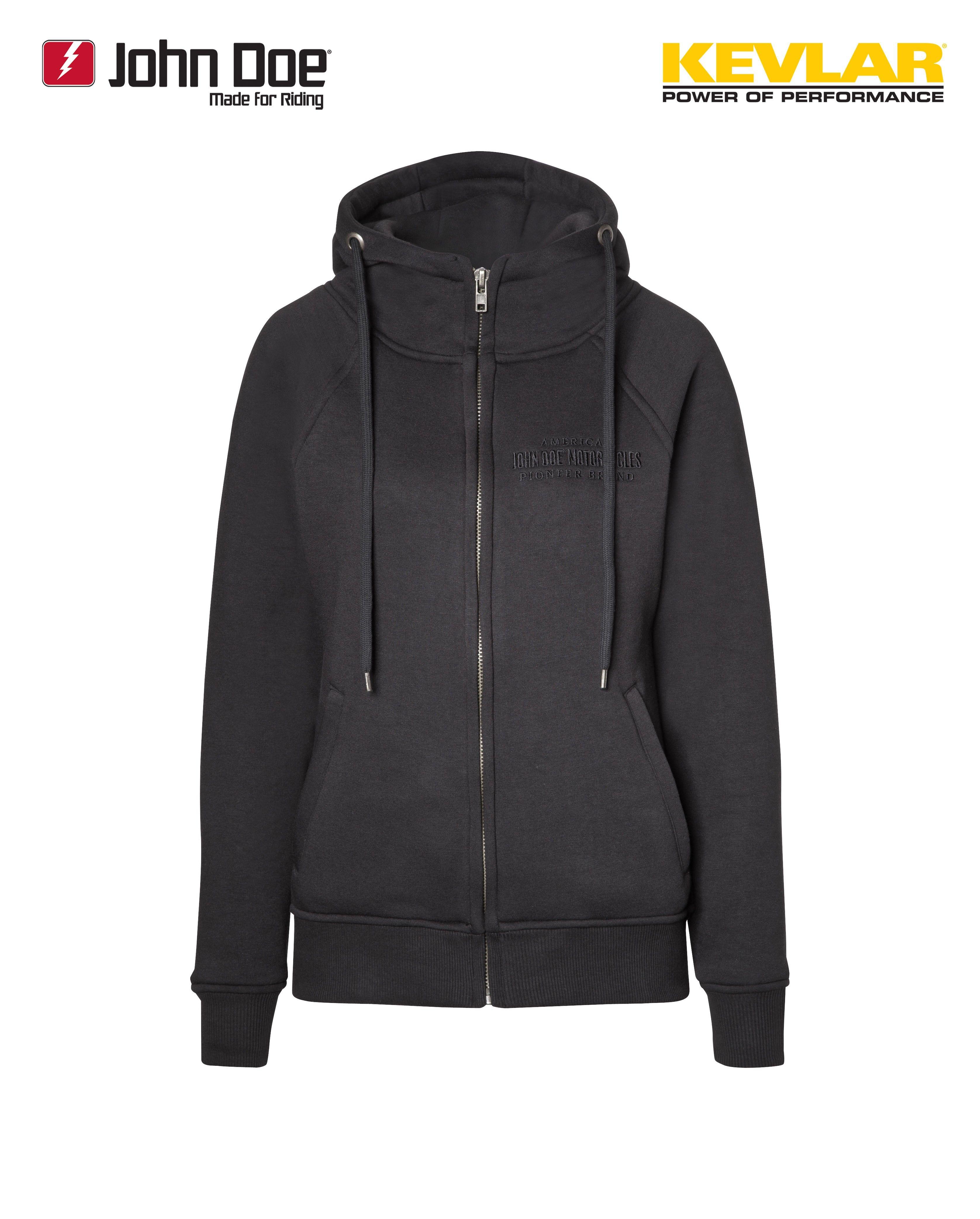 john doe - kevlar hoodie