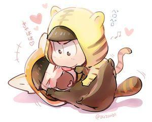 もふかわいいケモ松イラストと面白ツイッター画像猫耳も Naver