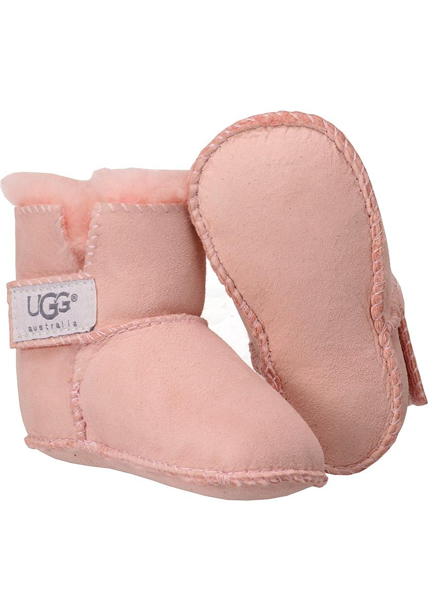 0d1e555b14e Everyone needs a pair of uggs, even the baby. Love these pink ones ...