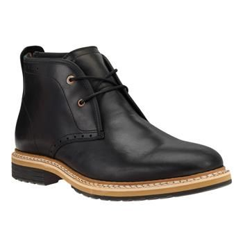 0c6c60512a2 Timberland - Chaussures West Haven Chukka Homme - Noir