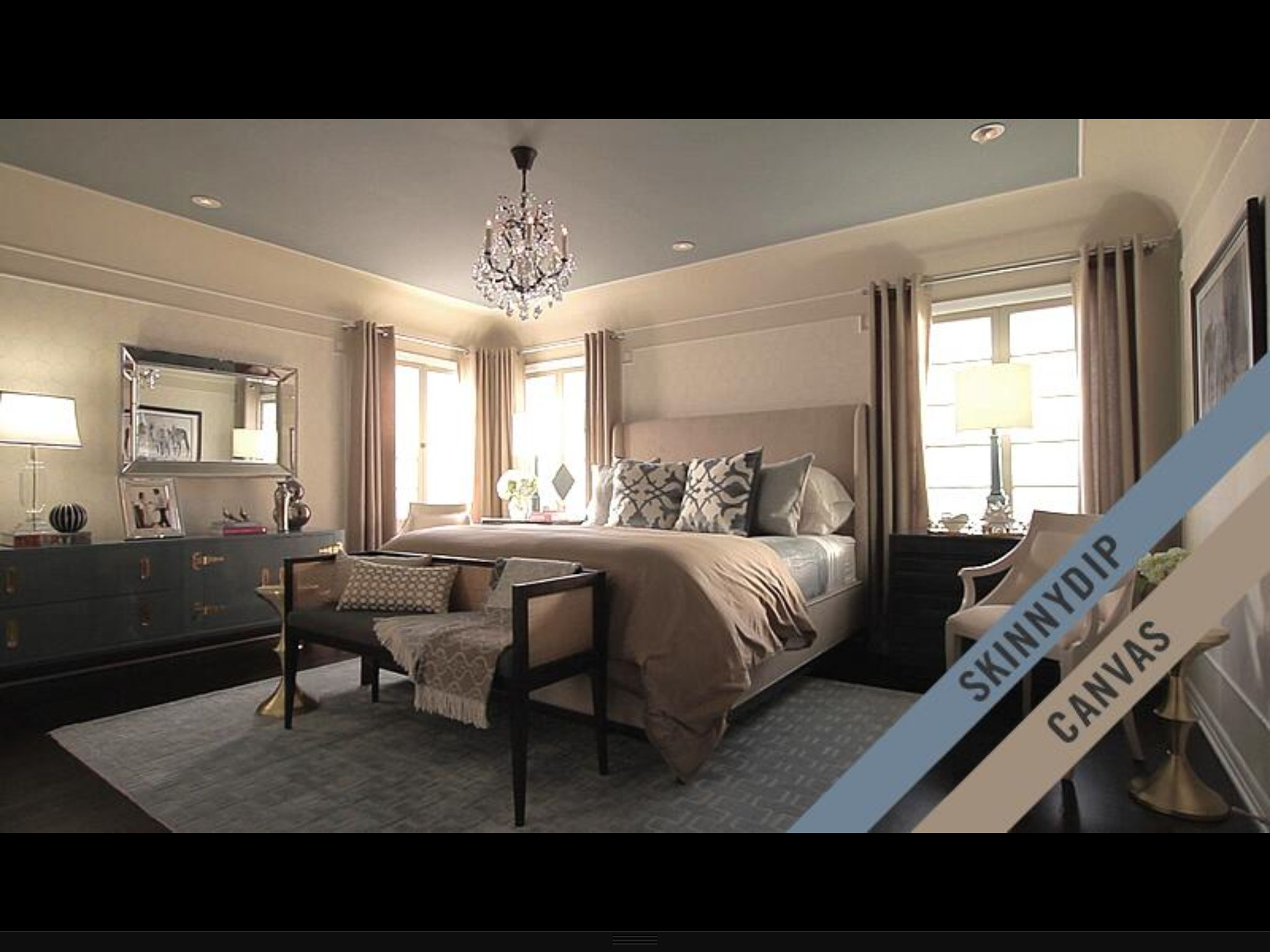 Jeff Lewis Colors Skinny Dip & Canvas  New House  Pinterest Delectable Jeff Lewis Bedroom Designs Decorating Inspiration