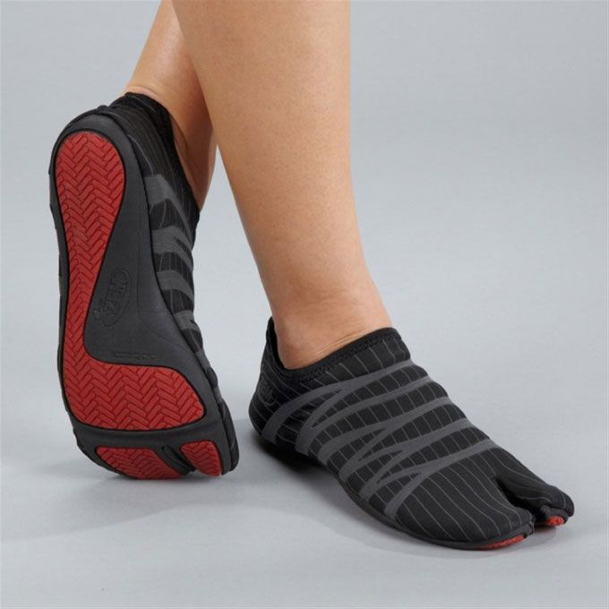 Split Toe Trainers Womens Shoes