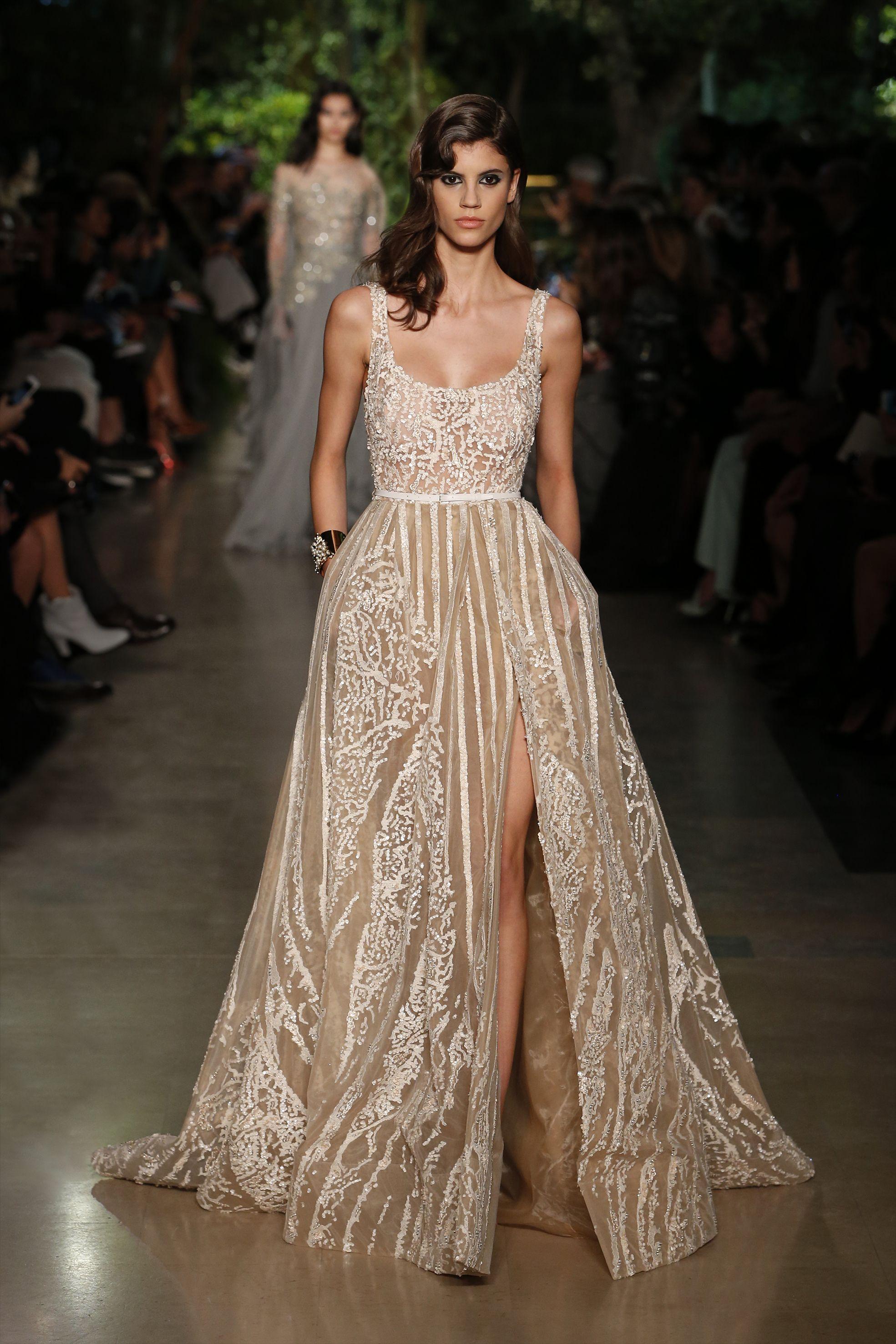 Elie Saab couture | #wedding #weddingdresses