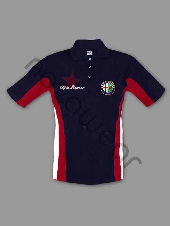e550ca70f9 Alfa Romeo Polo Shirt