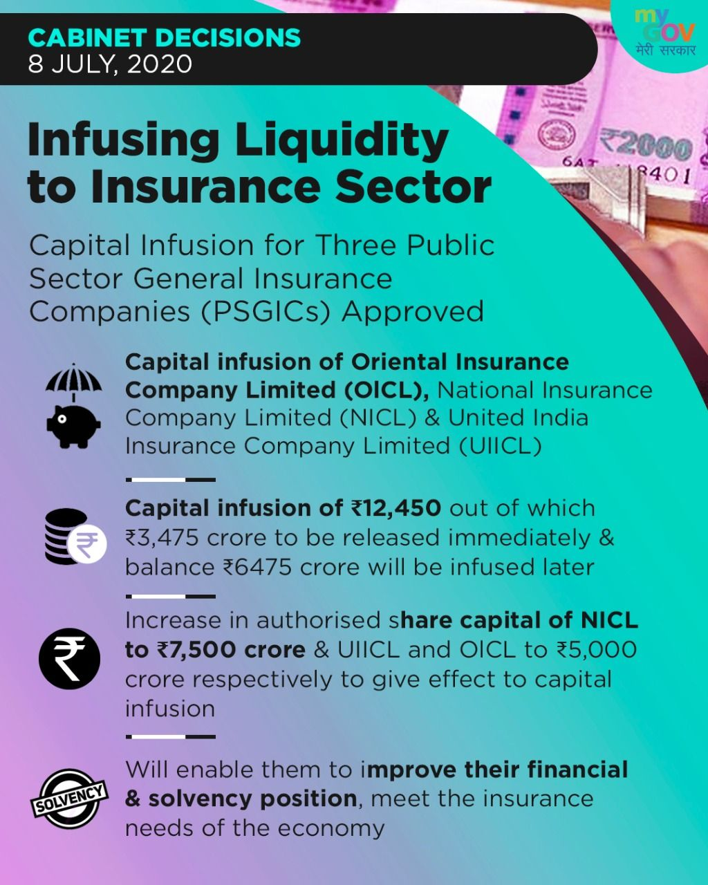 Cabinetdecisions In 2020 The Unit National Insurance Insurance Company