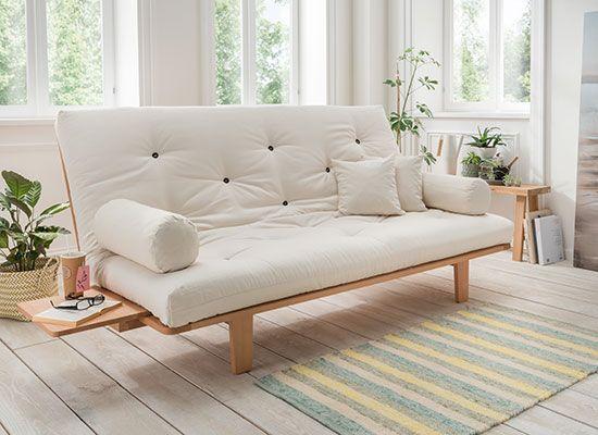Futon Gestell futon gestell suma nigra arbeitszimmer