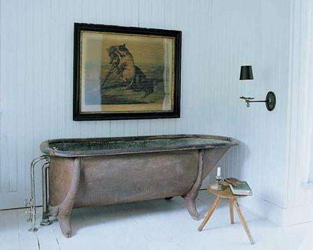 Fantastic tub - Darryl Carter