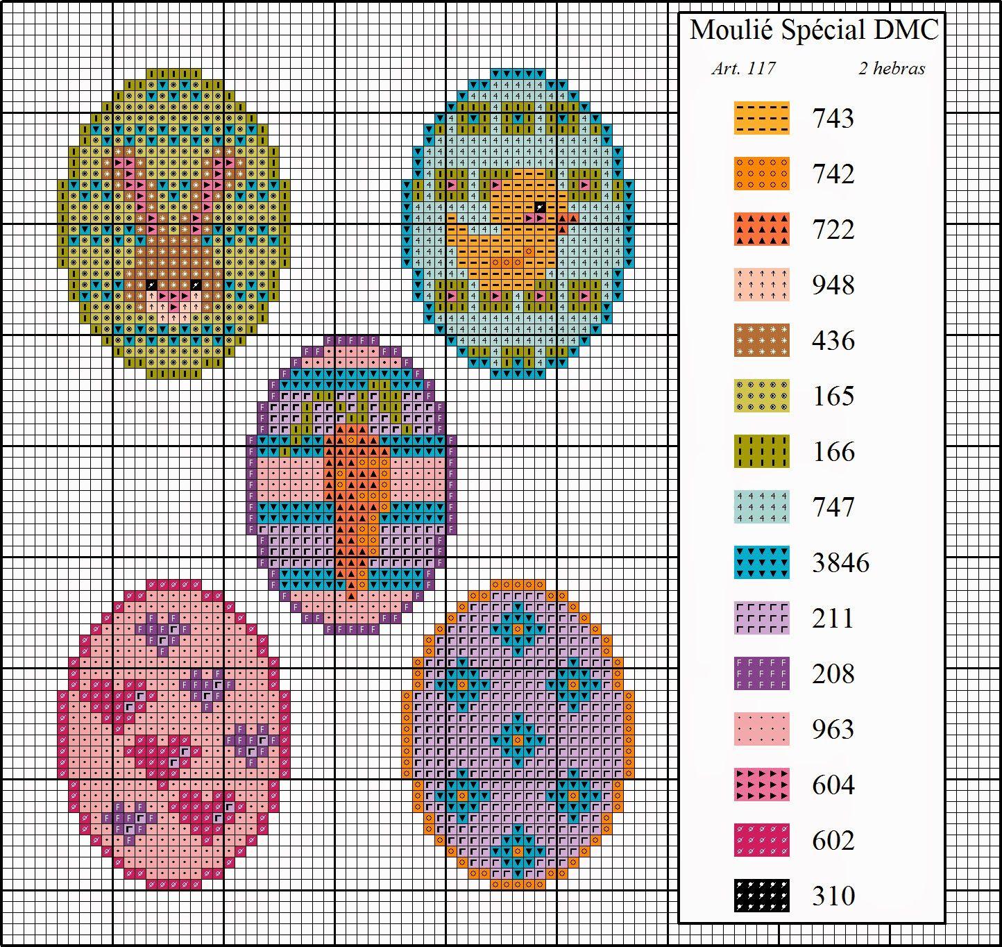 El blog de Dmc: Diagramas de pascua   Manualidades   Pinterest ...