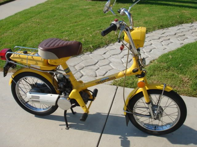 Honda Express Scooter Or Moped 1978 Nc 50 Moped Vintage