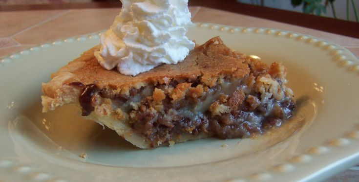 Royer S Cafe Buttermilk Pie Recipe Food Com Recipe Buttermilk Pie Recipes Pecan Pie Recipe