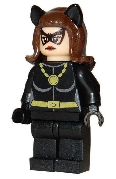 RA/'S AL GHUL **NEW** LEGO Custom Printed Batman Villain Ras Minifigure