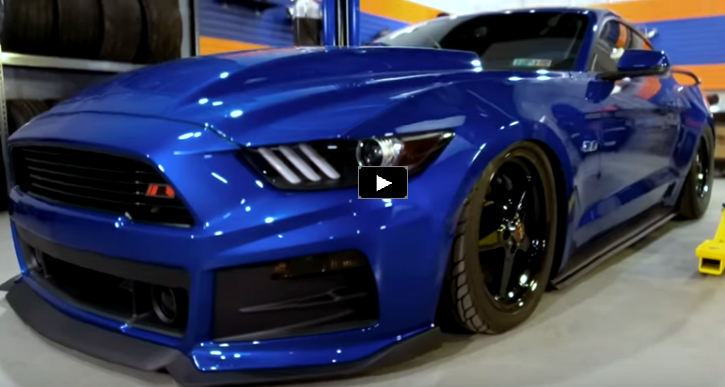 Awesome 650hp Lady Driven 2017 Mustang Gt Custom