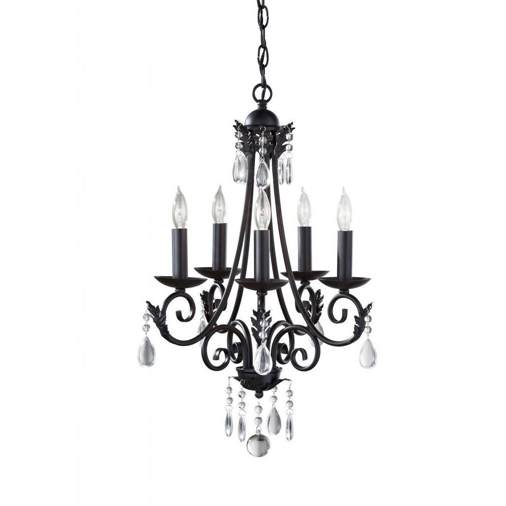 Nadia 5 light black chandelier overstock shopping the best nadia 5 light black chandelier overstock shopping the best deals on aloadofball Image collections
