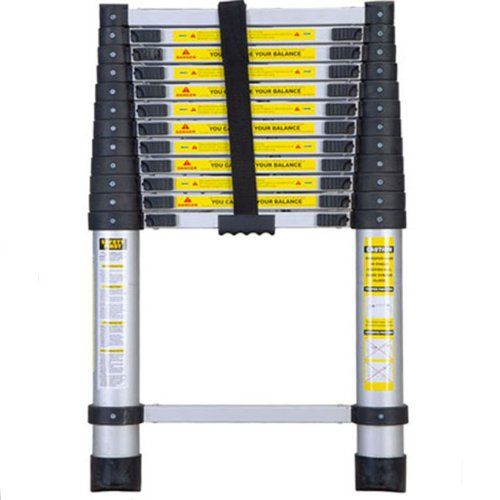 Xtremepower 12 Foot Telescoping Extension Ladder Xtremepower Http Www Amazon Com Dp B00186t2eu Ref Cm Sw R Pi Dp 392itb1qywswdw2f With Images Ladder Amazon Home Rv Decor