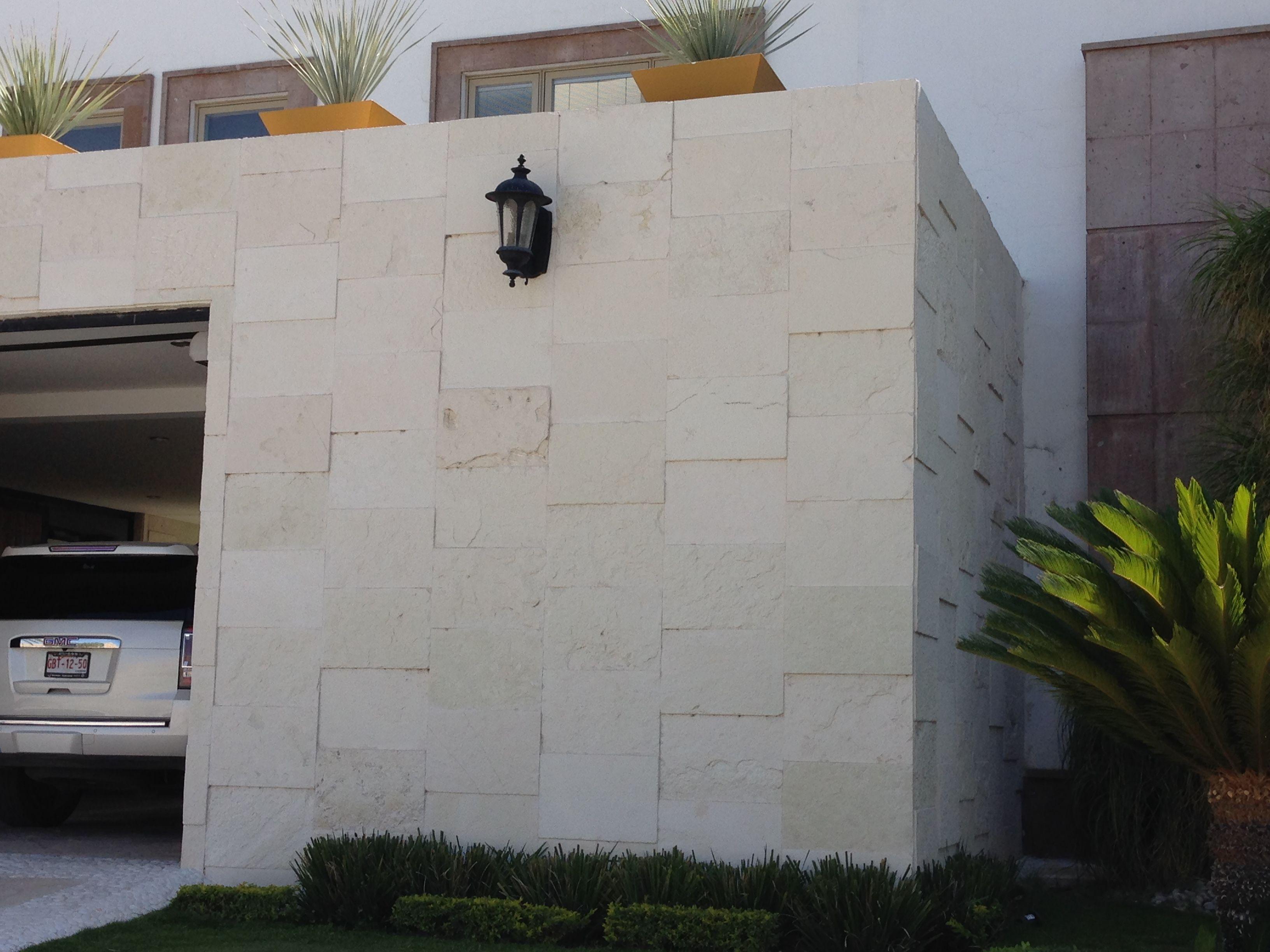 50 Fachadas De Muros Exteriores