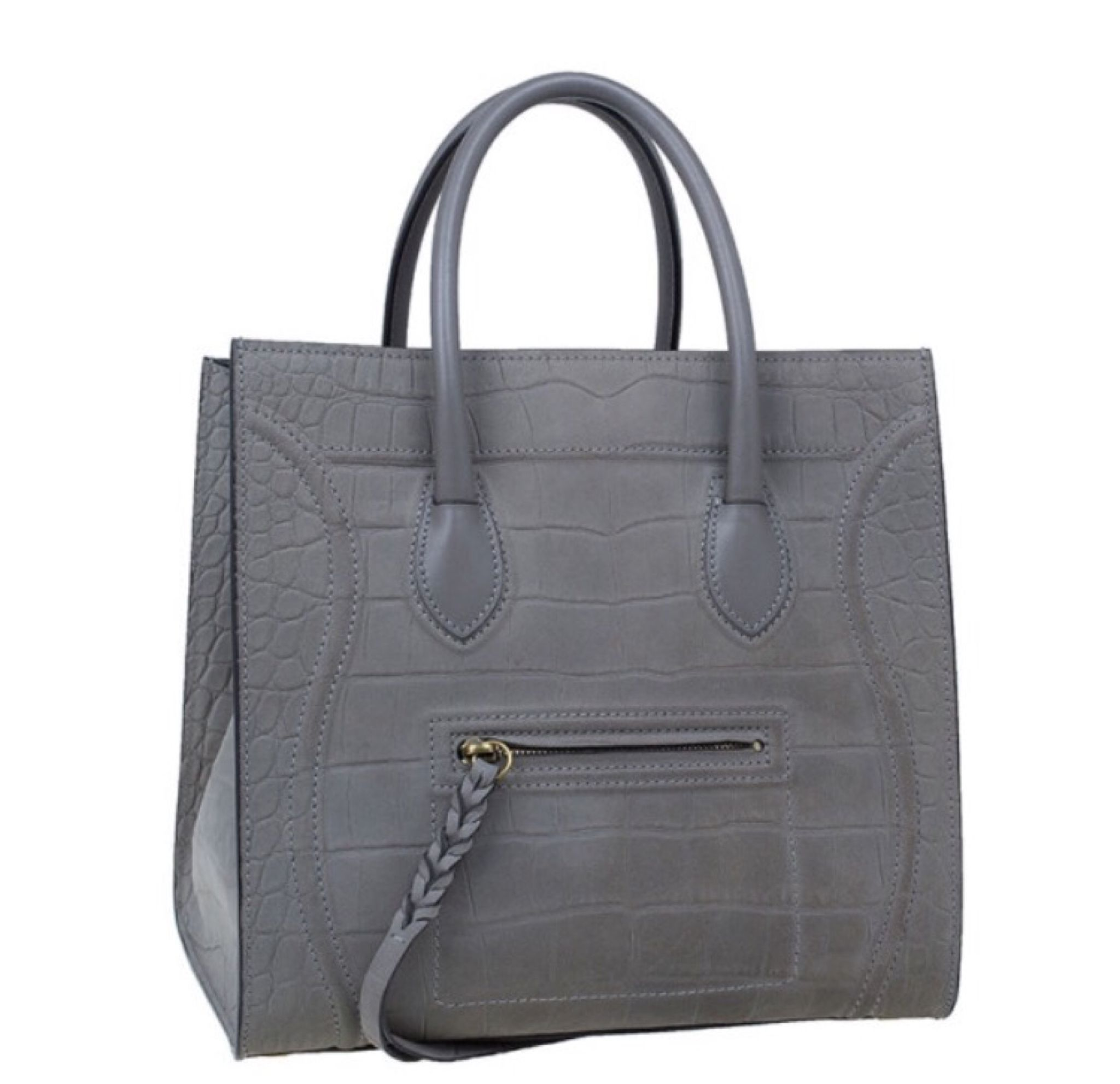 Celine Phantom Crocodile Bag