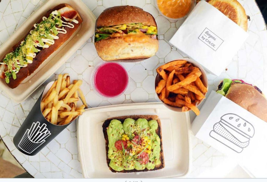 By Chloe Is The Vegan Fast Food Chain Of Your Dreams And It S Growing Everything On The Menu Is 100 Vegan And 100 Del Vegan Fast Food Vegan Restaurants Food