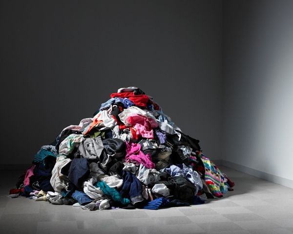 Spring Cleaning Alert We Know Where Old Clothes Go to Die—and the Numbers Will Shock You is part of Pile Of Clothes Photography - We rounded up the best ways to recycle your clothes