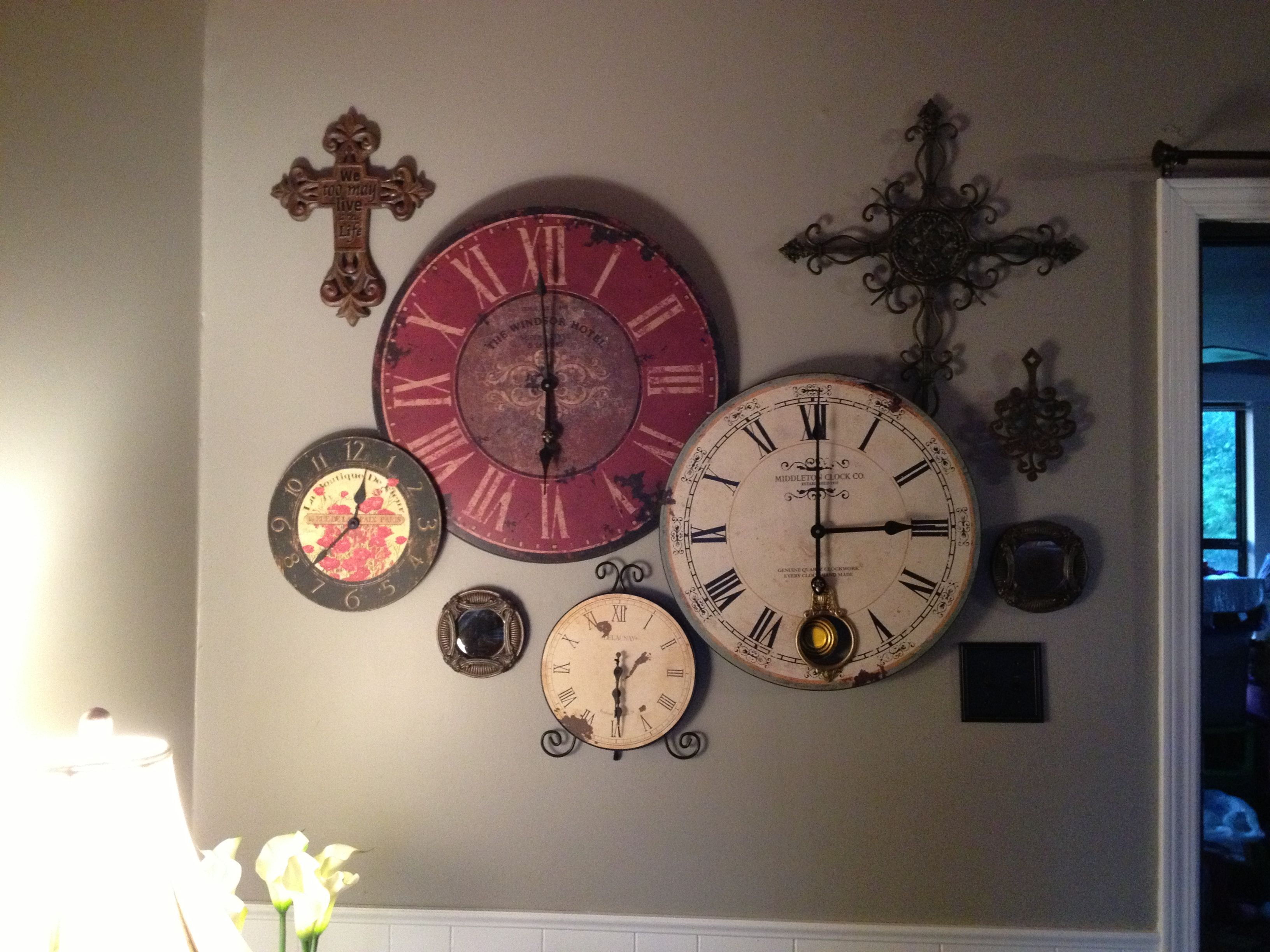 Clock Decor, Kitchen Clocks
