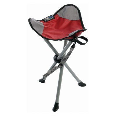 Outdoor The Travel Chair Slacker Backless Tripod Seat