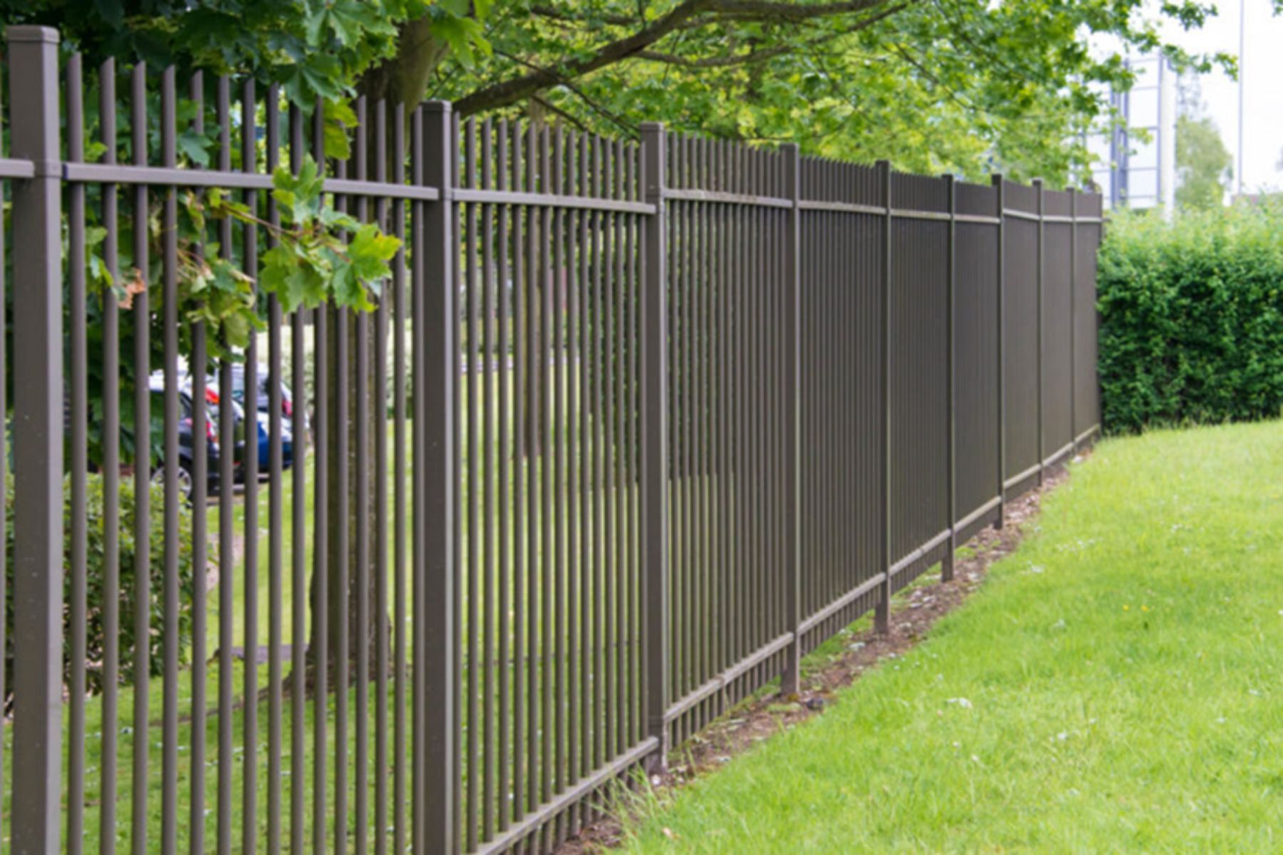 9 Interesting Fence Design Ideas To Make Your Home More Elegant In