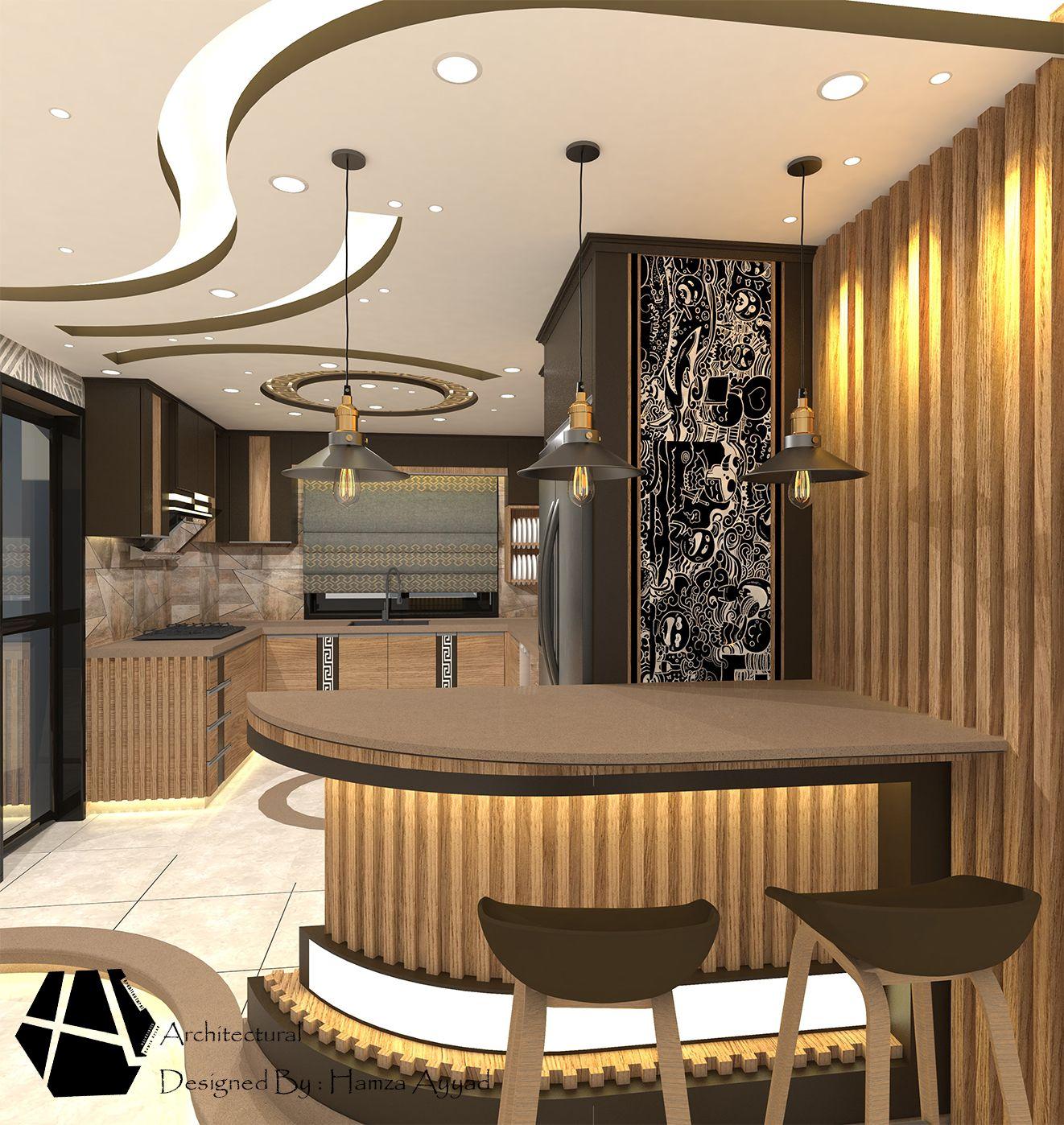 Kitchen Design Kitchen Idea Kitchen Counter Top Counter Top Design Kitchen Counter Decor مطا Home Curtains Sunflower Kitchen Decor Kitchen Design Decor