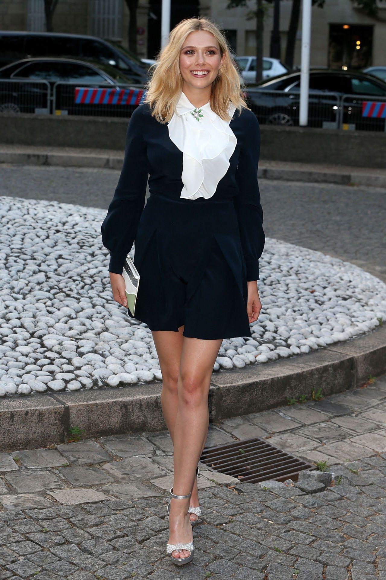 How to Handle a Wardrobe Malfunction, by Elizabeth Olsen ...