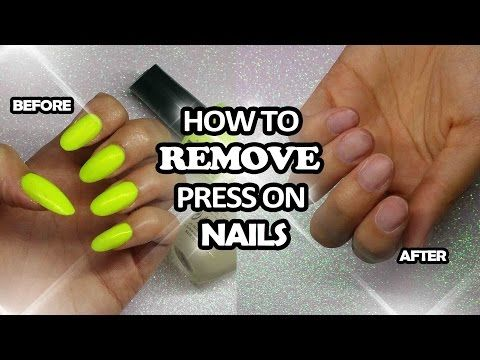 How To Remove Press On Nails Press On Nails Can Give You A Professional Looking Manicure In Minutes B Kiss Glue On Nails Fiberglass Nails Kiss Press On Nails