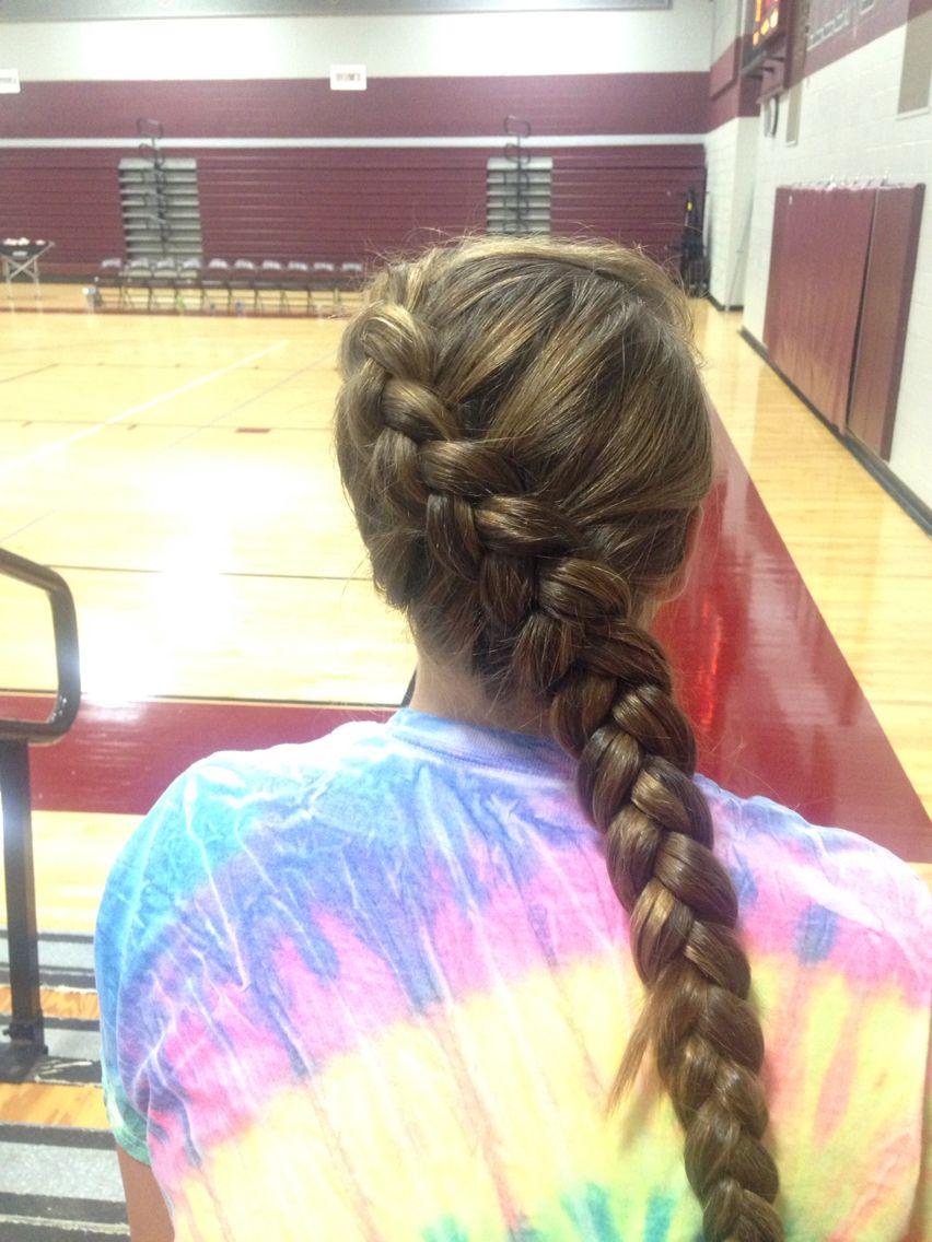 volleyball hair   hair✂️   soccer hair, volleyball
