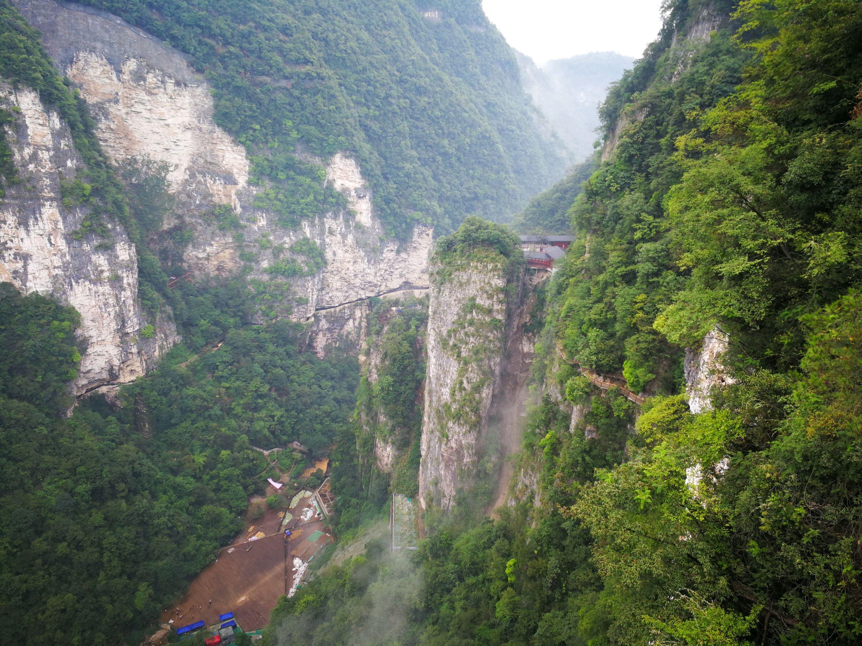China zhangjiajie glass bridge tour chengdu westchinago