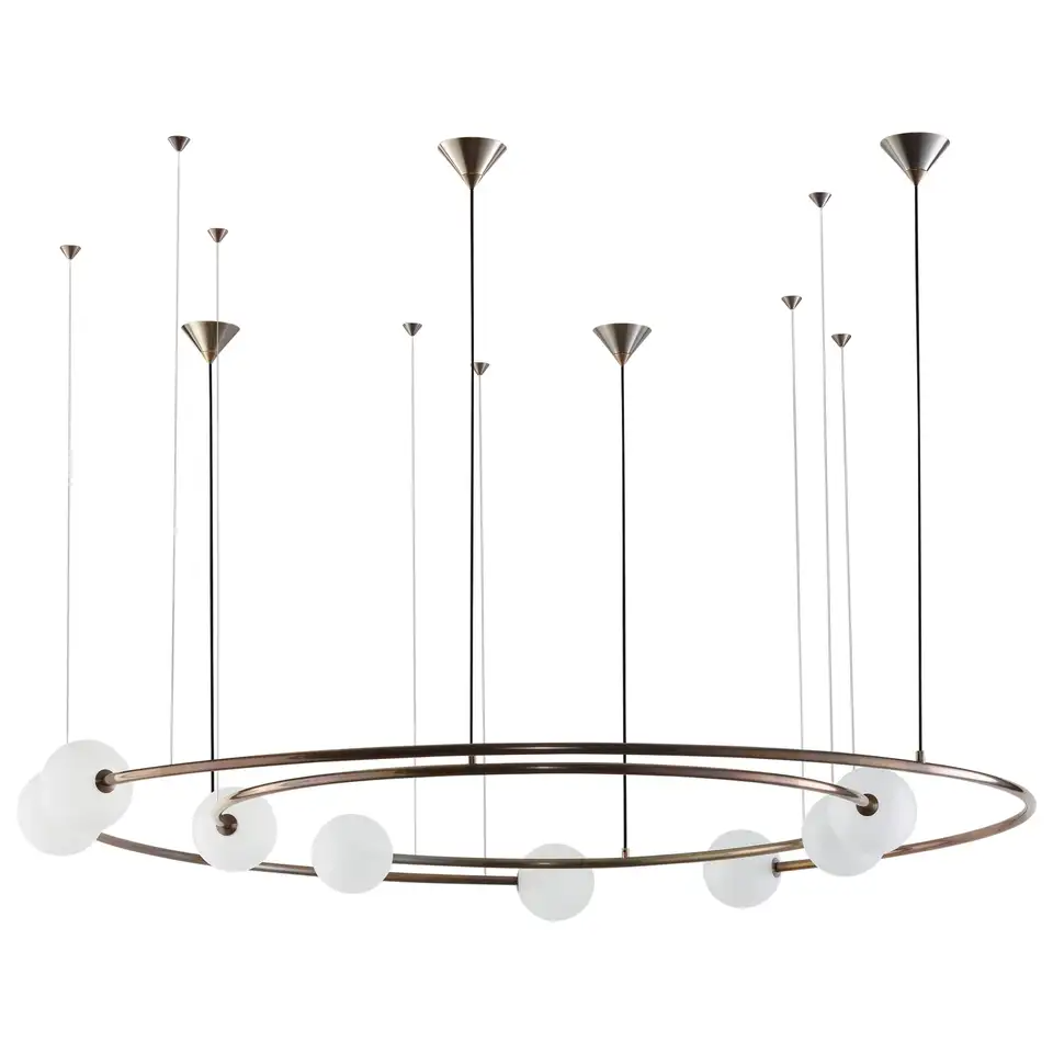 Oddments By Volker Haug In 2021 Glass Bulbs Lighting Concepts Chandelier