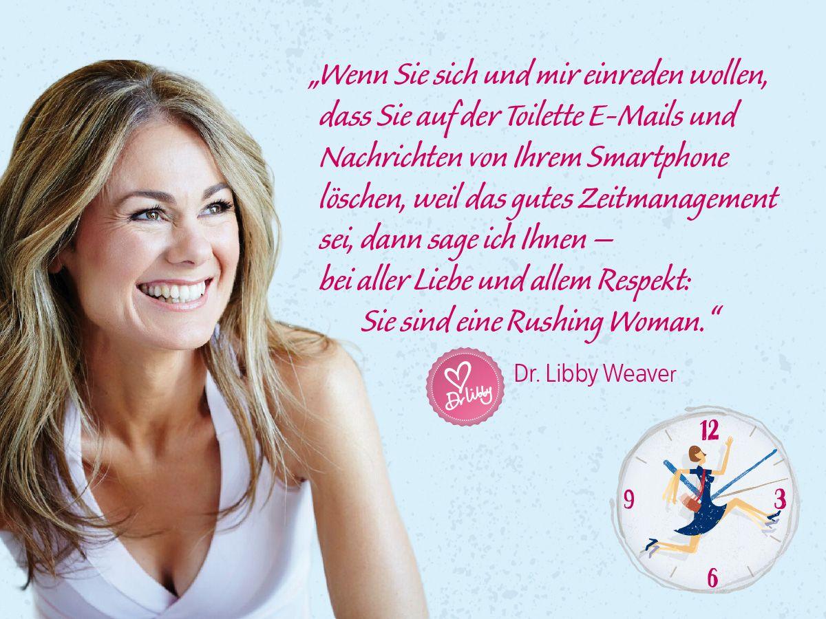 Tipps von Dr. Libby Weaver für rushing womans. TRIAS Verlag, Stuttgart