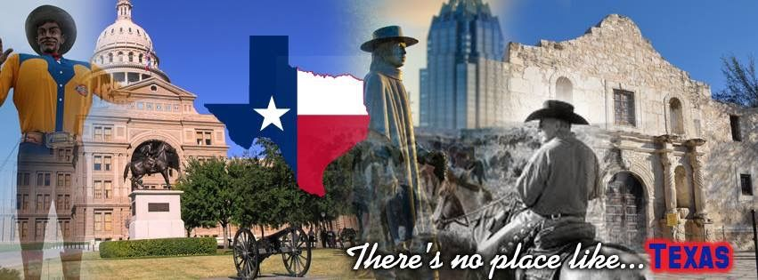 There's no place like...Texas!