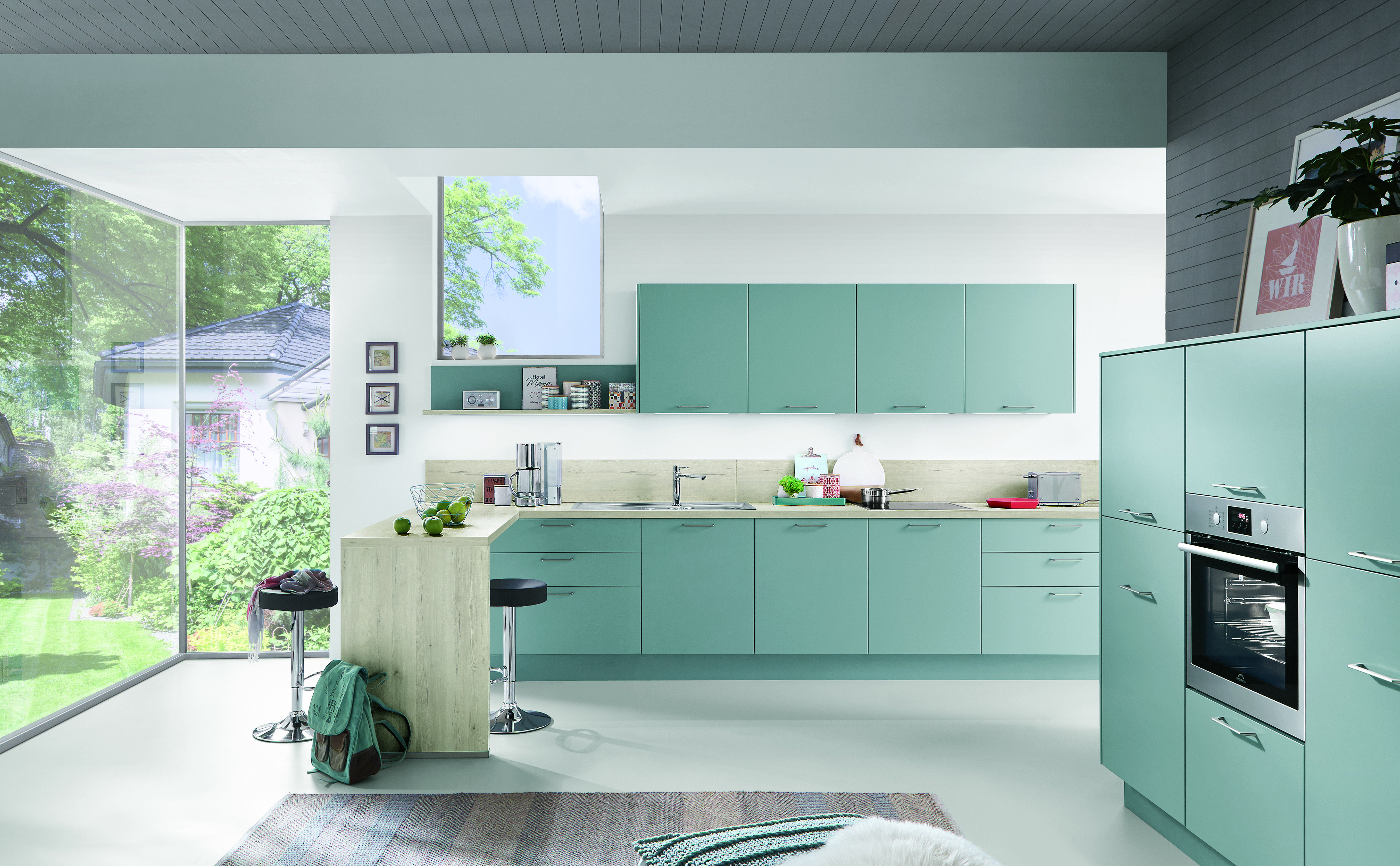 The 1 Kitchen Manufacturer By Volume In The World Nobilia Builds Intelligently Designed Kitchens At A Kitchen Color Trends European Kitchens Classic Kitchens