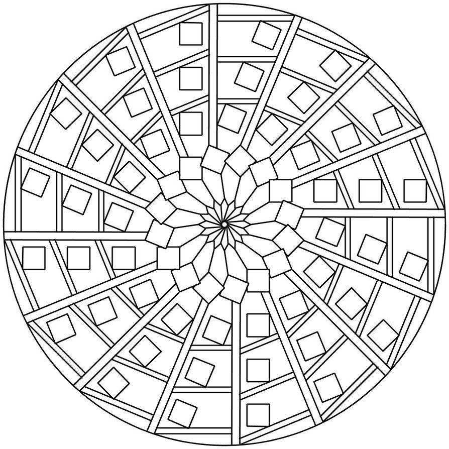 Mandala 101 Mandala Coloring Pages Cross Coloring Page Mandala Coloring