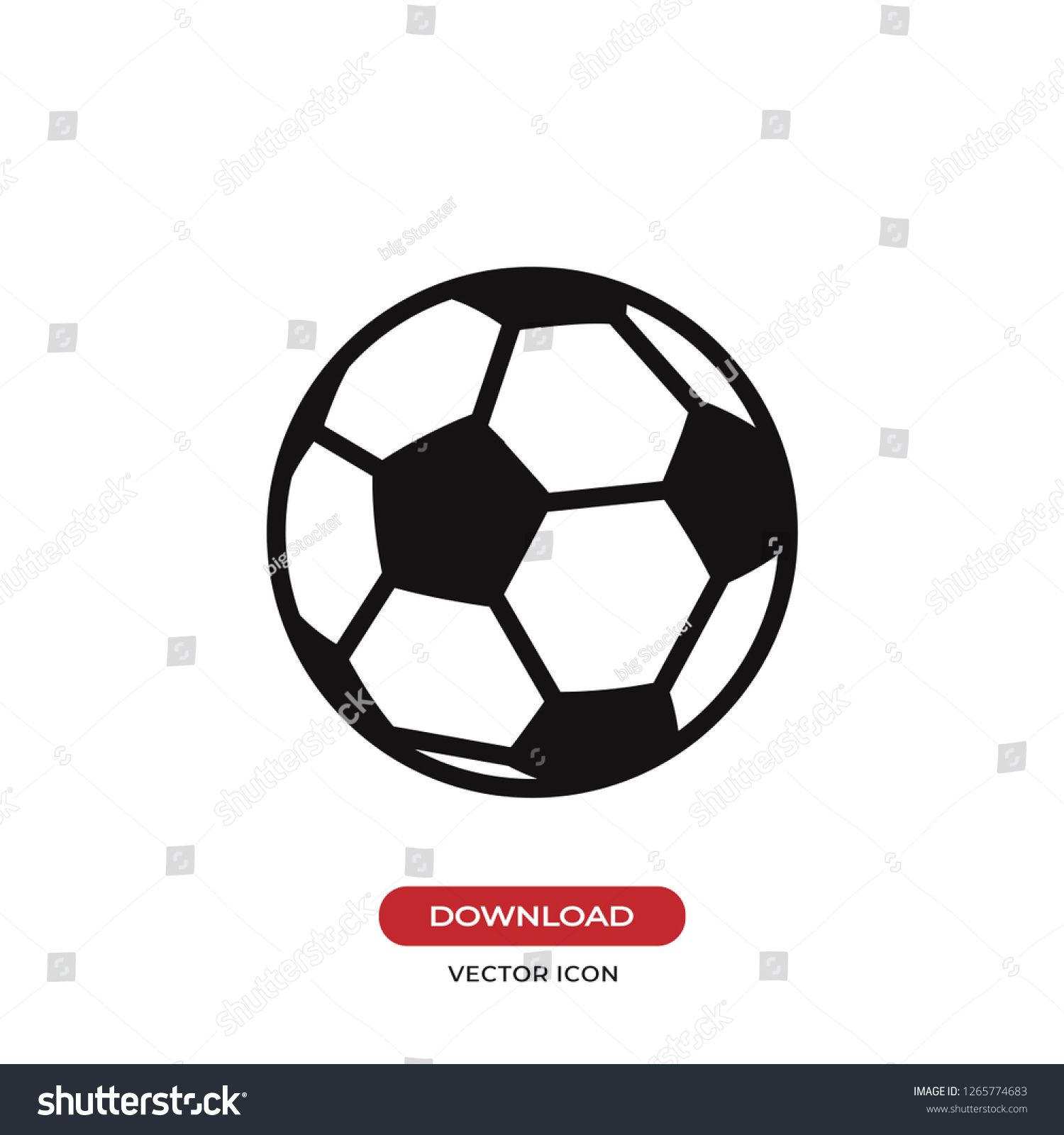 Soccer Player Running With The Ball Football Vector Art Illustration Soccer Players Soccer Workout Videos For Women